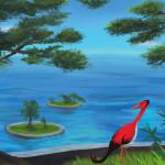 Vörös madár